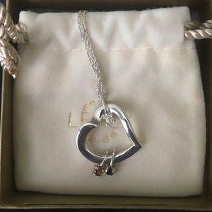 Lenox - Together Always Sterling Silver Pendant